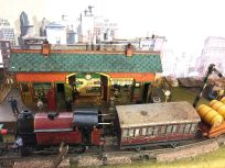 HORNBY wind up train  Complete Railway