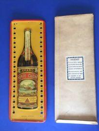 1930 Vintage liqueur ad