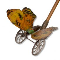 Flying Butterfly hand moved toy