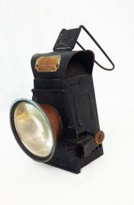 1900 Bicycle lamp
