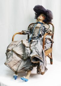 1920  French doll