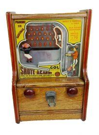 Kicker & Catcher football Antique Arcade