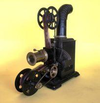 J. Falk Hand Cranked Projector
