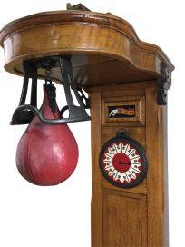 Mills Punching-ball coin-op arcade- c. 1900