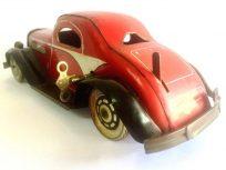 Mechanical Litho Tin Car