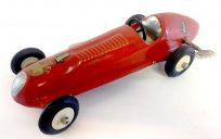 Commet 400 Tin Toy Car Wind Up