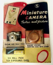 Miniature Spy  Camera- Japan 1950