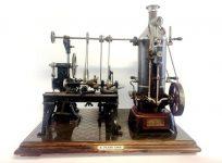 Ernst Plank 1905 Excelsior Steam Engine