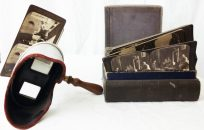 Antique Underwood Stereoscope viewer U&U
